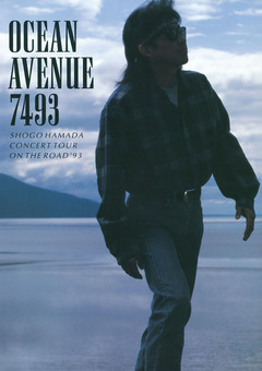 "ON THE ROAD '93 ""OCEAN AVENUE 7493"""